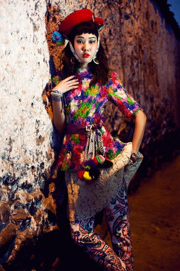 Новые съемки: Vogue, 25 Magazine, Exit. Изображение № 10.