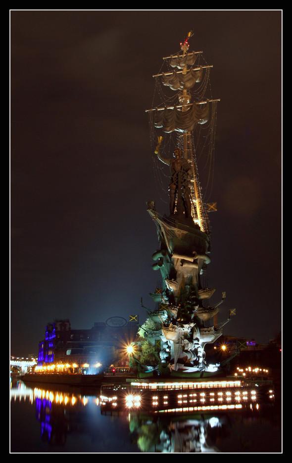 Московская ночь. Изображение № 5.