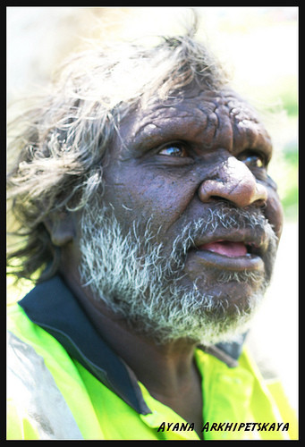 """Самые """"древние"""" люди на Земле (аборигены Австралии). Изображение № 2."""