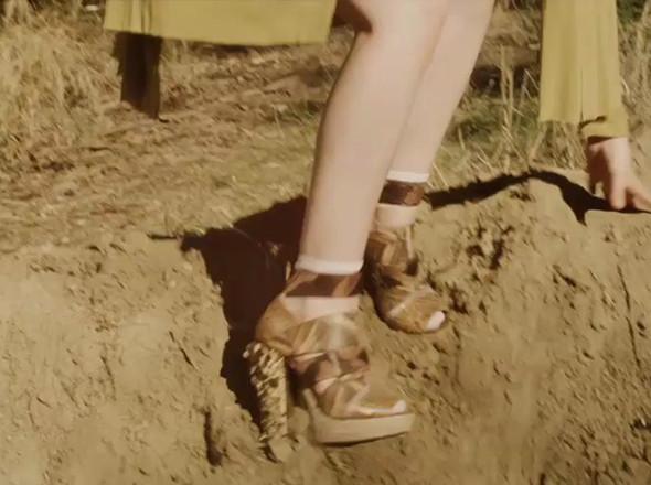 Фрагмент из короткометражного фильма, посвященного новой коллекции Rodarte, режиссер Тодд Коул. Изображение № 22.