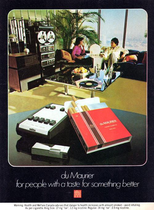 Винтажная реклама табака. Изображение № 13.