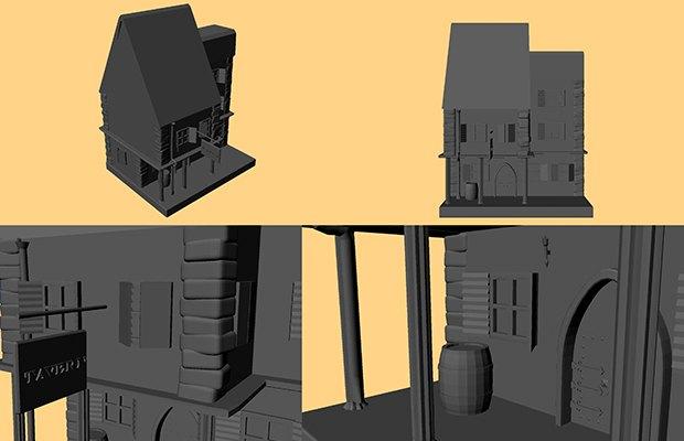Итоги конкурса: Печатаем предметы читателей  на 3D-принтере. Изображение № 9.