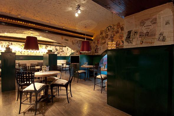 Ресторан сети «Керосинка» на Кузнецком мосту. Изображение № 1.