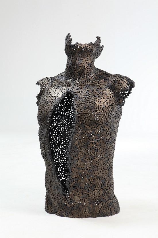 Скульптуры из цепей от Yeong-Deok Seo. Изображение № 18.