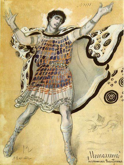 ЛевБакст – «арт нуво» втеатре. Изображение № 5.