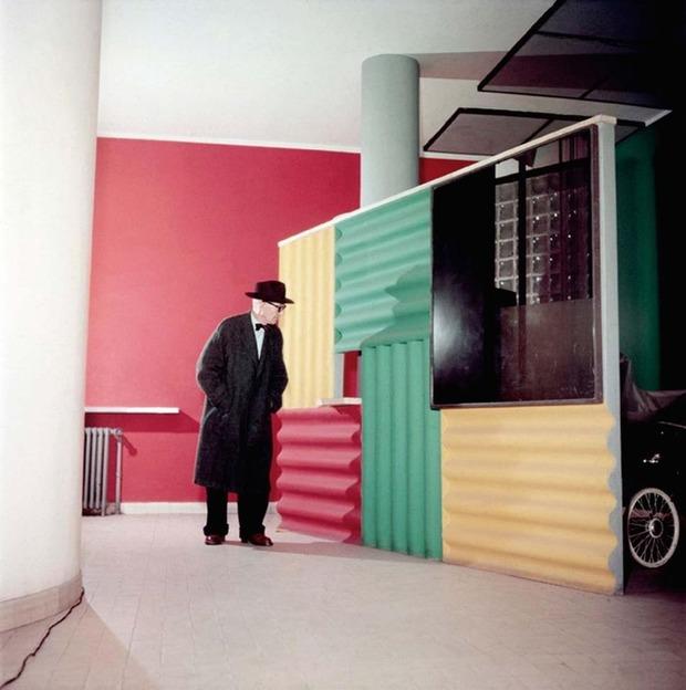 В Париже открылась выставка с редкими портретами Ле Корбюзье. Изображение № 2.