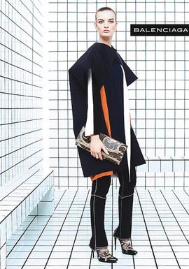 Изображение 2. Превью кампаний: Balenciaga, Hermes и Pucci.. Изображение № 2.