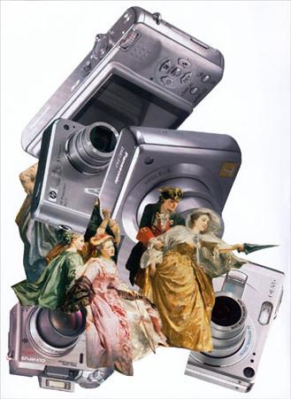Клей, ножницы, бумага: 10 современных художников-коллажистов. Изображение № 15.