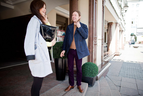 День с Питером Йенсеном: Разговоры о ретейле и шопинг в Москве. Изображение № 4.
