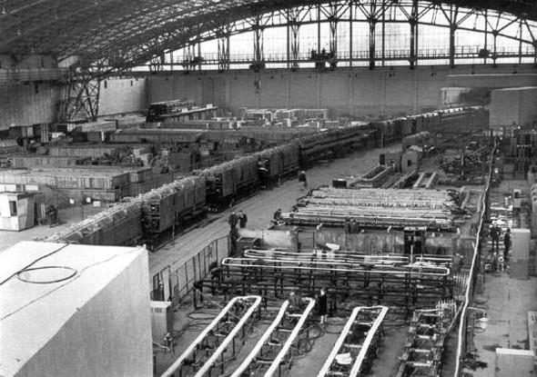 Заброшенный советский большой адронный коллайдер. Изображение № 16.