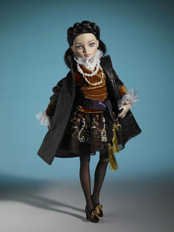 Изображение 3. Эллоувайн - fashion-кукла, ведущая блог.. Изображение № 5.