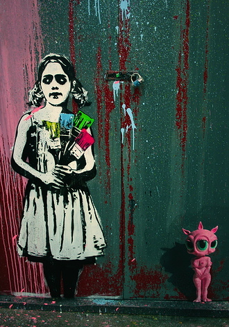 Изображение 36. Cans Festival – Banksy ивсе-все-все.. Изображение № 36.