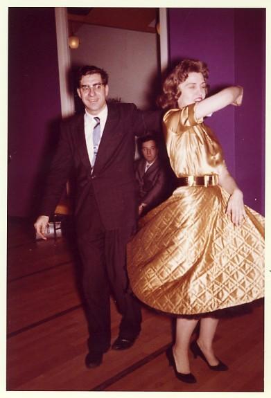Dance Lessons 1958–1962. Изображение № 17.