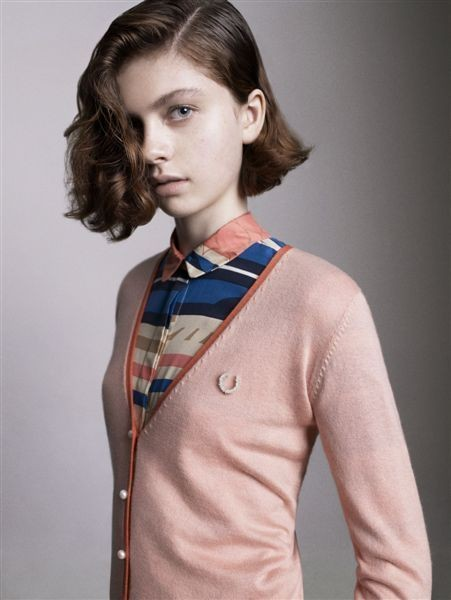 Fred Perry by Richard Nicoll SS11. Изображение № 9.
