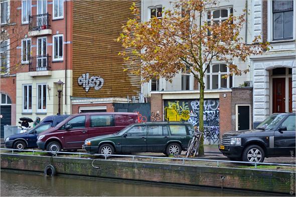 Стрит-арт и граффити Амстердама, Нидерланды. Изображение № 12.