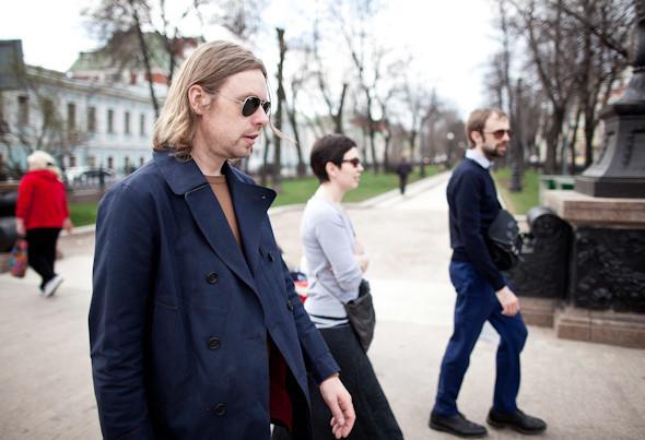 День с Питером Йенсеном: Разговоры о ретейле и шопинг в Москве. Изображение № 35.