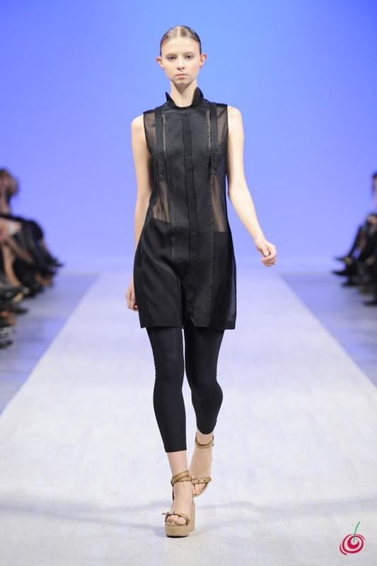 Ukrainian Fashion Week 2011: день первый). Изображение № 10.