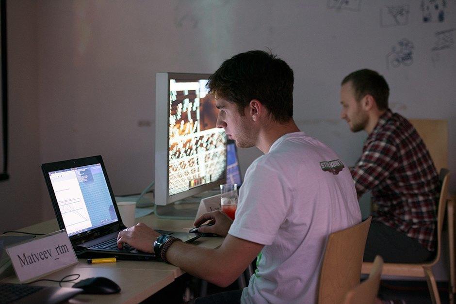 Экспериментальный день видеоигровой выставки Strelkraft. Изображение № 27.