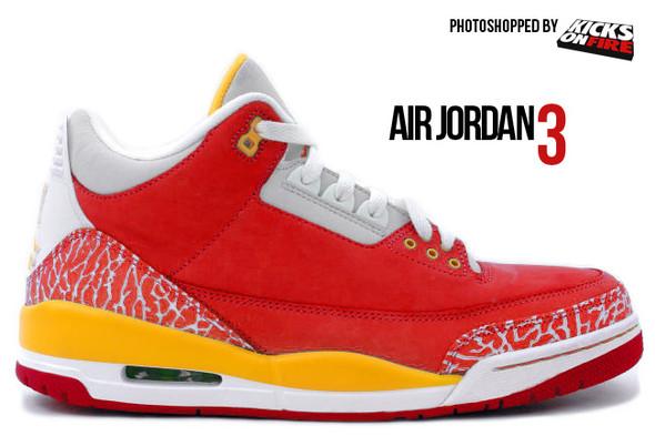 Расцветки Air Jordan, которые вы хотели бы видеть. Изображение № 18.