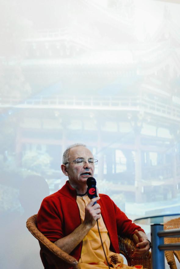 """Презентация книги Радханатха Свами """"Путешествие домой"""" 26.03.2012. Изображение № 2."""