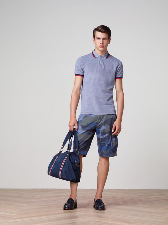 Лукбук: Tommy Hilfiger Sportswear SS'12 (мужская и женская коллекции). Изображение № 12.