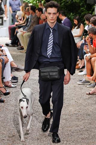 Неделя мужской моды в Милане: День 2. Изображение № 36.