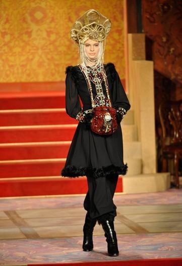 Россия глазами Chanel. Изображение № 14.