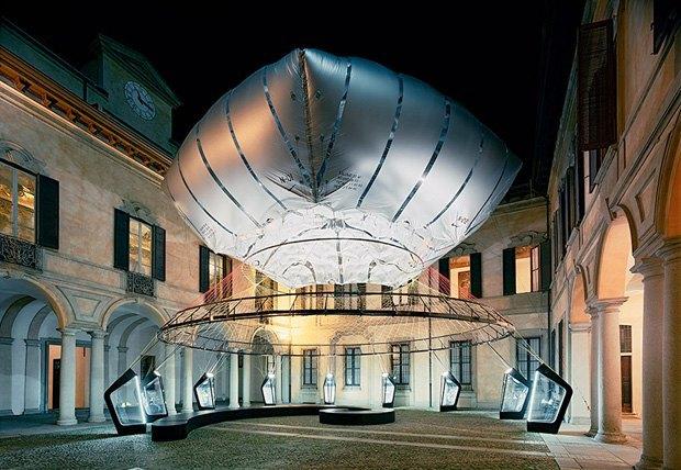 Nike создал инсталляцию для недели дизайна в Милане. Изображение № 1.