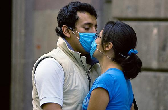 Свиной грипп вМексике. Изображение № 4.