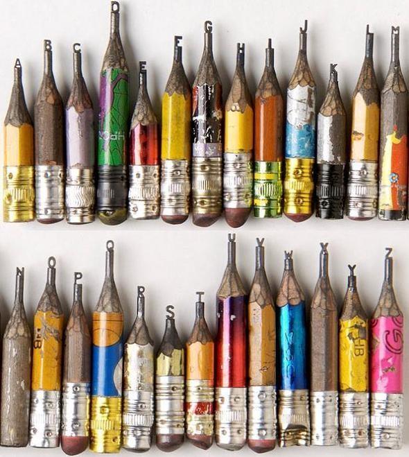 """Изображение 7. Искусство """"на кончике карандаша"""".. Изображение № 7."""