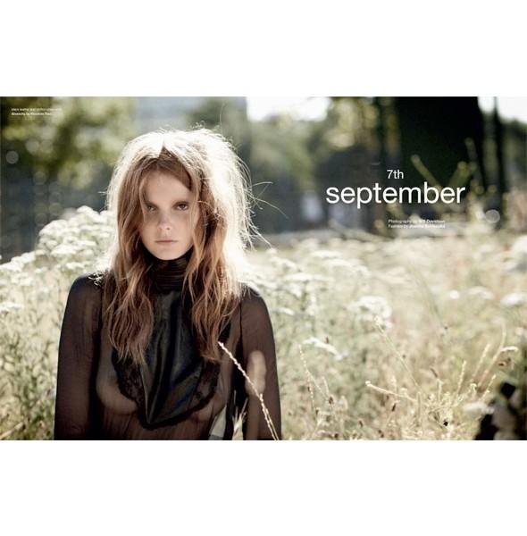 5 новых съемок: Dossier, Muse и Vogue. Изображение № 30.