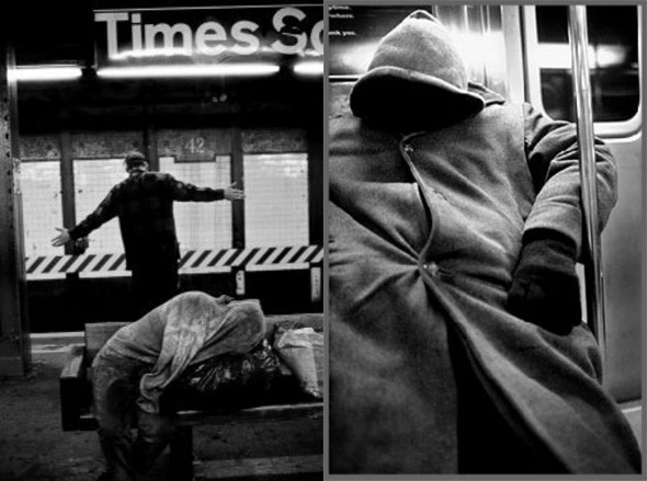 Метрополис: 9 альбомов о подземке в мегаполисах. Изображение № 45.