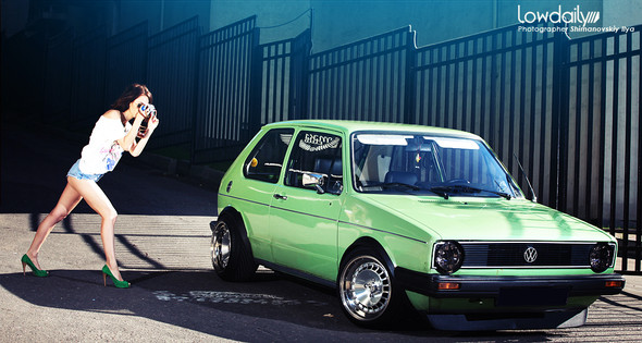 Golf mk1 Schmidth TH-Line. Изображение № 5.