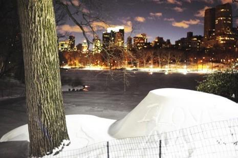 Фотографии зимы в New Yorker. Изображение № 5.
