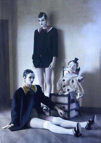 Съёмка: Тим Уокер для итальянского Vogue. Изображение № 10.