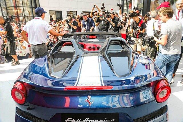 Фото: выставка суперкаров Ferrari в Беверли-Хиллз. Изображение № 10.