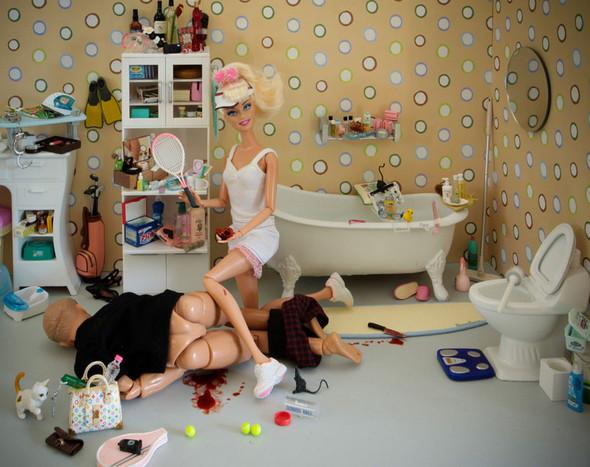 Кровавая оргия от Барби. Изображение № 8.