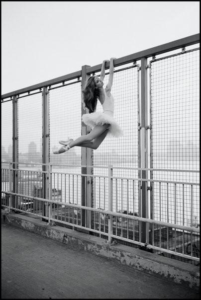 Изображение 13. Проект «Нью-Йоркская балерина».. Изображение № 13.