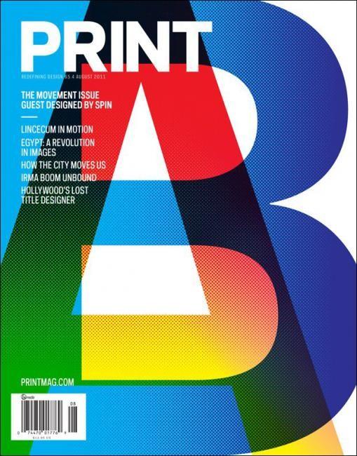 Самые красивые обложки журналов в 2011 году. Изображение № 75.