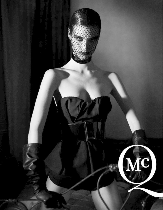 Alexander McQueen, Celine и LUBLU Kira Plastinina показали новые кампании. Изображение № 13.