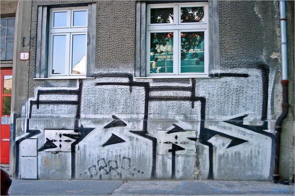 Стрит-арт и граффити Братиславы, Словакия. Изображение № 38.