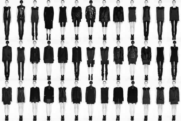 Дизайнер РадХурани: черный – самый правильный цвет. Изображение № 3.