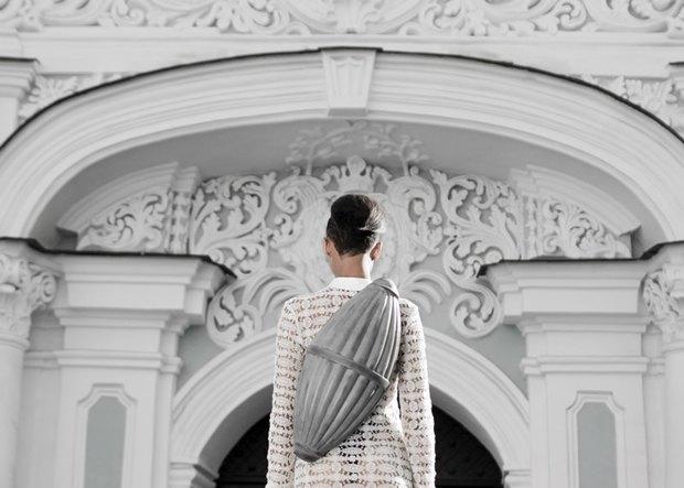 Дизайнер из Украины создал «архитектурные» рюкзаки. Изображение № 2.