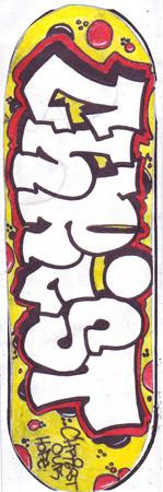 Скейтборд дляПапы. Изображение № 6.