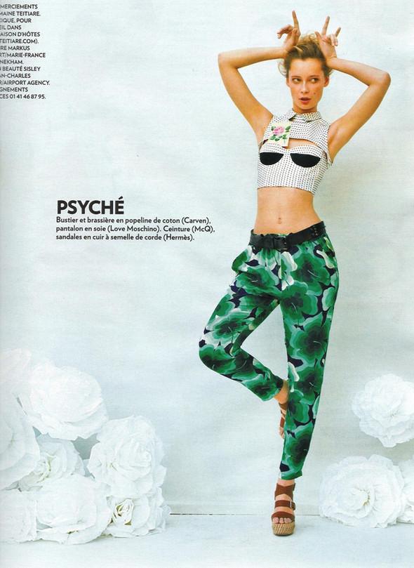 Изображение 106. Съемки: Harper's Bazaar, Industrie, Vogue и другие.. Изображение № 25.