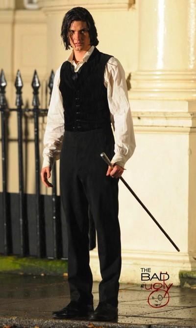 «Дориан Грей»: Колин Ферт, БенБарнс иего портрет. Изображение № 4.