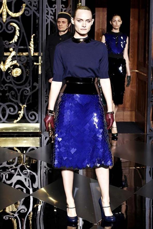 Изображение 55. Louis Vuitton Fall 2011.. Изображение № 55.