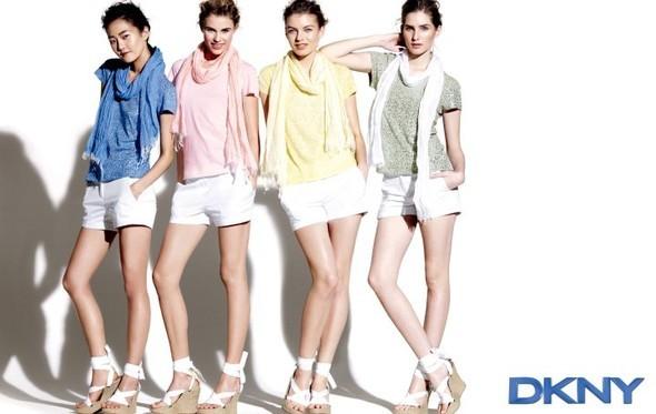 Рекламная кампания DKNY Pre-Fall. Изображение № 2.