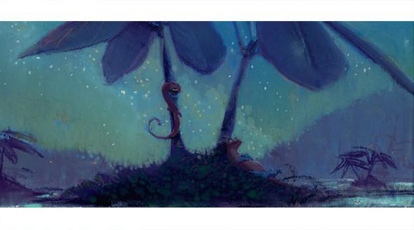 Pixar выпустили арт к отмененному мультфильму. Изображение № 12.