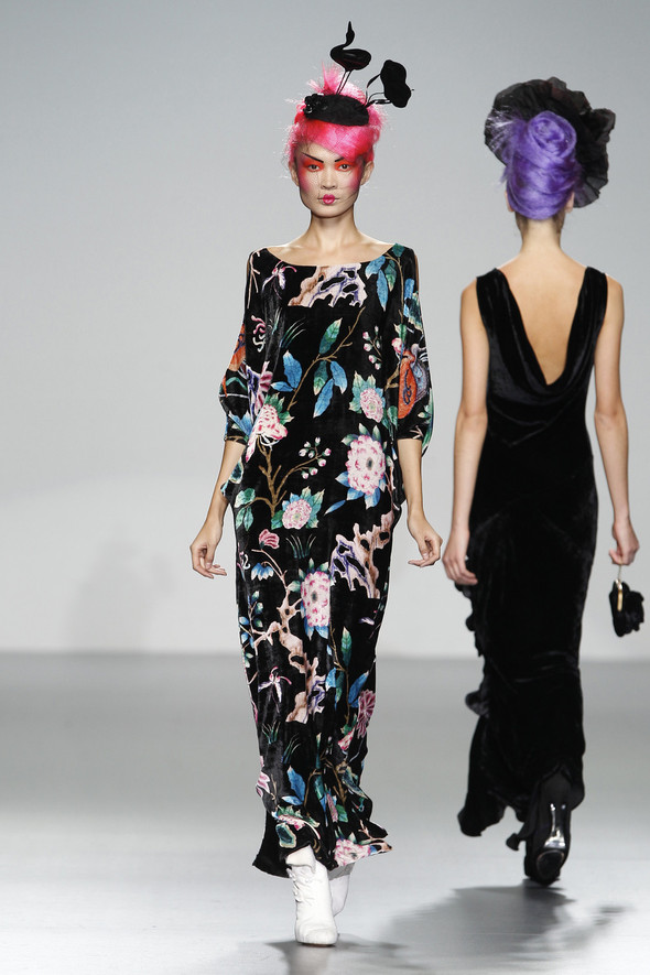 Madrid Fashion Week A/W 2012: Elisa Palomino. Изображение № 26.